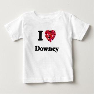 I love Downey California T Shirts