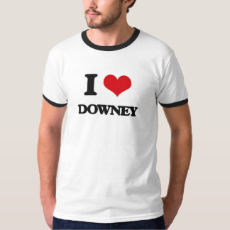 I love Downey Shirts