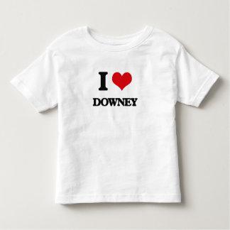I love Downey Tshirts