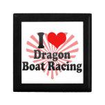 I love Dragon Boat Racing Jewelry Box