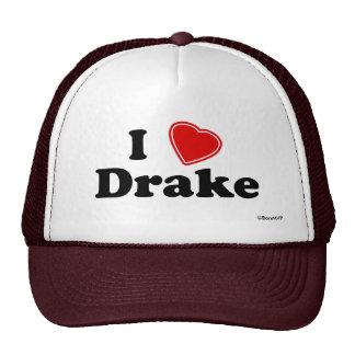 I Love Drake Trucker Hat