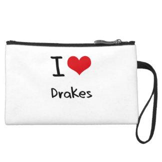 I Love Drakes Wristlet