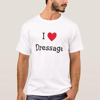 I Love Dressage Shirt