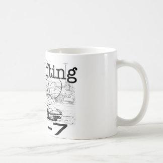 I love drifting RX-7 Coffee Mug