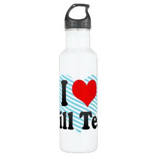 I love Drill Team 710 Ml Water Bottle