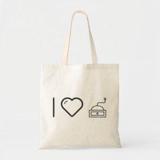 I Love Drink Drawers Budget Tote Bag