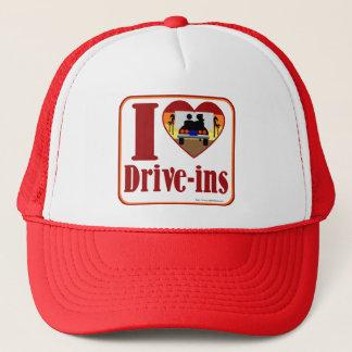 I love drive ins! trucker hat