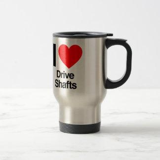 i love drive shafts coffee mug