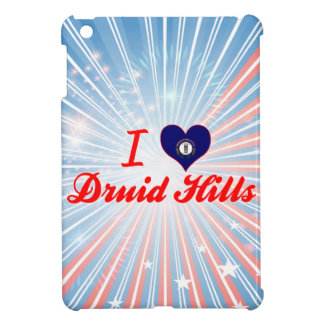 I Love Druid Hills, Kentucky iPad Mini Cases