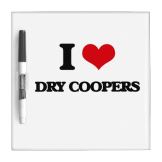 I love Dry Coopers Dry-Erase Whiteboards