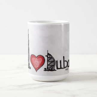 I love Dubai Coffee Mug