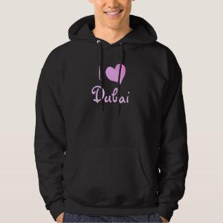 I Love Dubai Hoodie