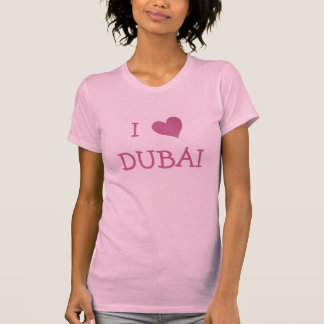 I Love DUBAI T-Shirt