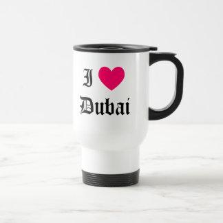 I Love Dubai Travel Mug