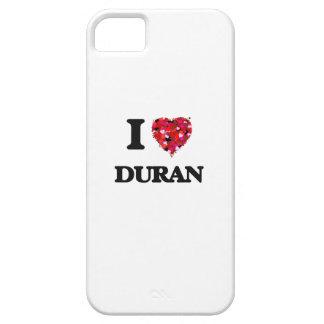 I Love Duran iPhone 5 Covers