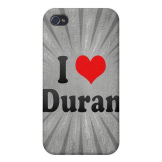 I Love Duran Ecuador iPhone 4 Case