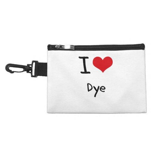 I Love Dye Accessories Bag