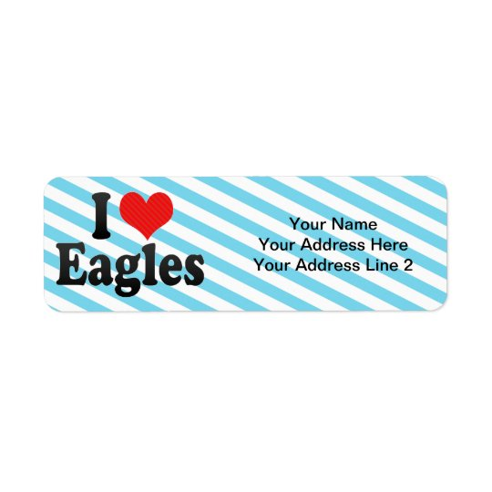 I Love Eagles