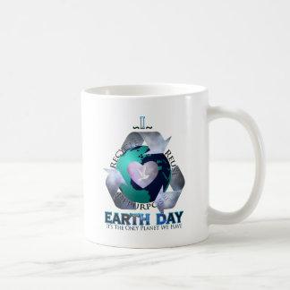 I Love Earth Day Coffee Mug