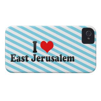 I Love East Jerusalem, Palestinian Territory Case-Mate iPhone 4 Case