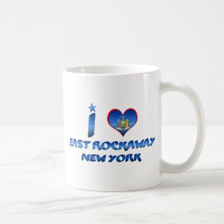 I love East Rockaway, New York Coffee Mugs