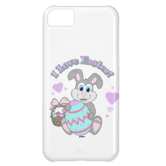 I Love Easter! Easter Bunny iPhone 5C Cases