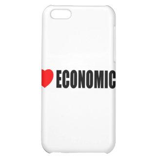 I Love Economics iPhone 5C Cases