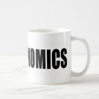 I Love Economics Coffee Mugs
