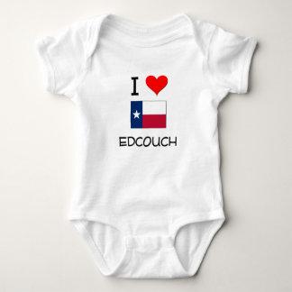 I Love Edcouch Texas T-shirt