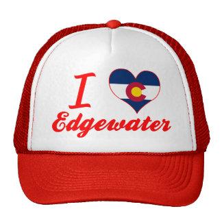 I Love Edgewater, Colorado Trucker Hat