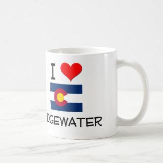 I Love EDGEWATER Colorado Coffee Mug