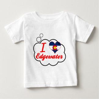 I Love Edgewater, Colorado Tee Shirts