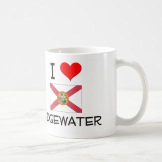 I Love EDGEWATER Florida Mug