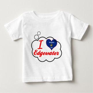 I Love Edgewater, Wisconsin Tees