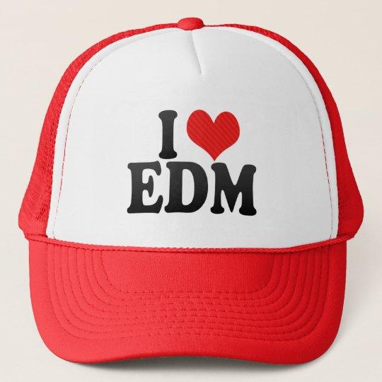 I Love EDM Cap