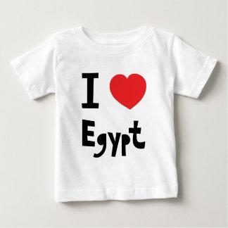 I love Egypt Baby T-Shirt