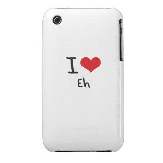 I love Eh Case-Mate iPhone 3 Case