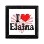 I love Elaina Trinket Boxes