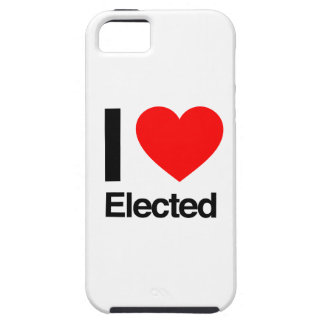 i love elected iPhone 5 covers