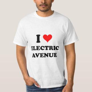 I Love Electric Avenue T-Shirt