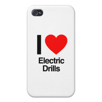 i love electric drills covers for iPhone 4