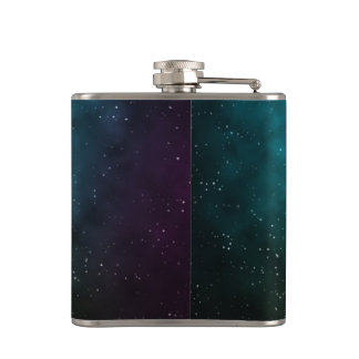 I Love Electrocardiograms Hip Flask