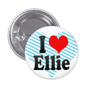 I love Ellie Buttons