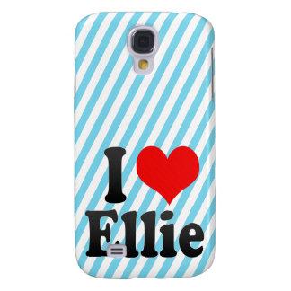 I love Ellie Samsung Galaxy S4 Cover