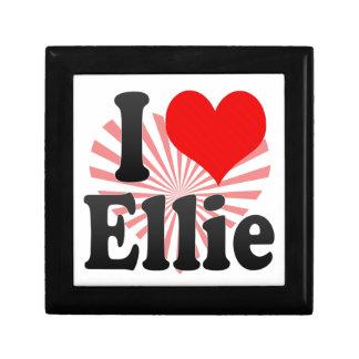 I love Ellie Trinket Box