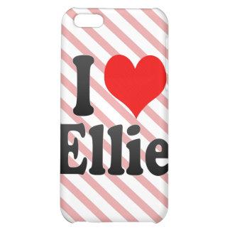I love Ellie Case For iPhone 5C
