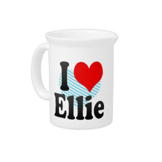 I love Ellie Pitcher