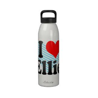 I love Ellie Drinking Bottle