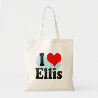 I love Ellis Bags