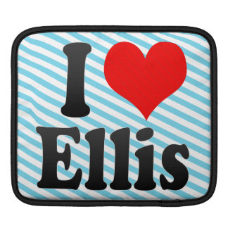 I love Ellis iPad Sleeve